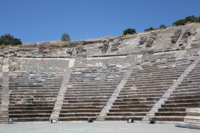 Амфитеатр, Бодрум