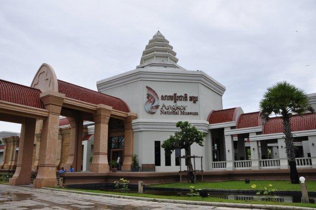 Национальный музей Ангкора, Сиемреап