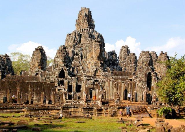 Ангкор-Тхом, Сиемреап