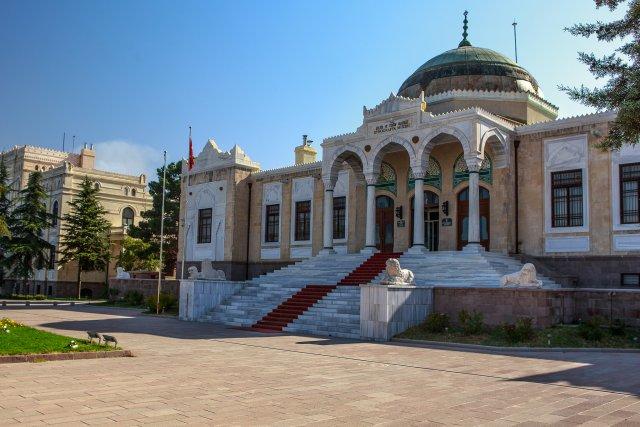 Этнографический музей, Анкара