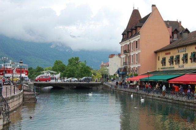 Анси, Франция