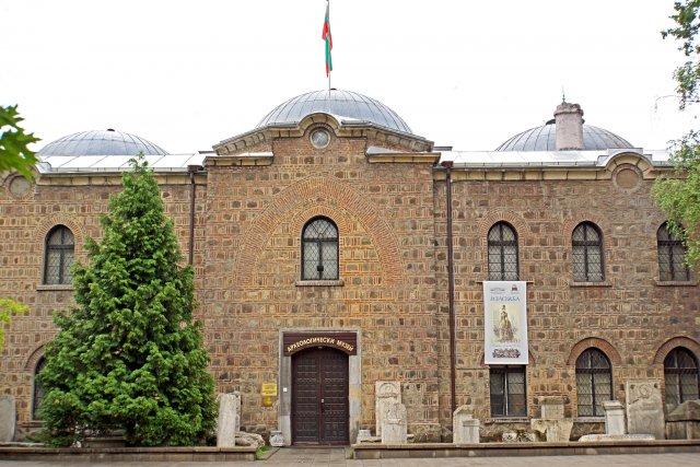 Национальный археологический музей, София
