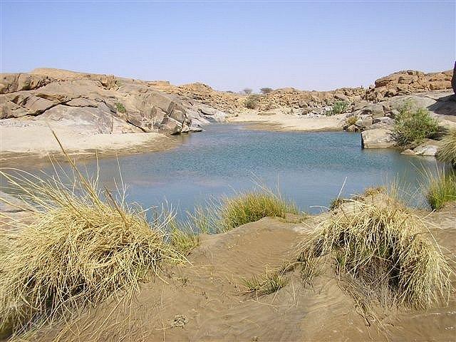 Недалеко от Таманрассета, Алжир