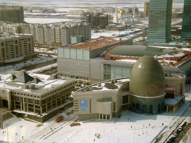 Air Astana Википедия
