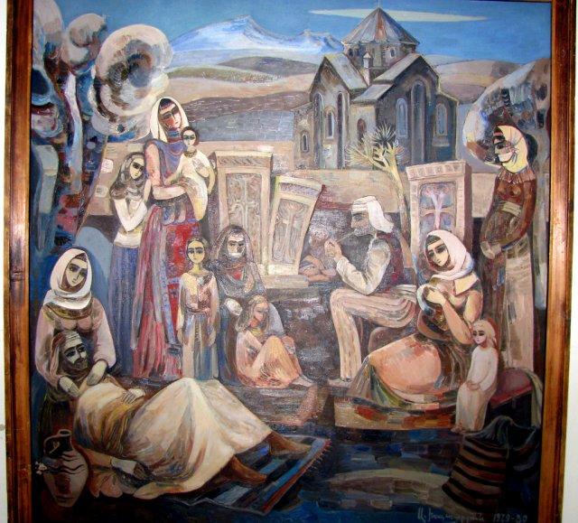 Музей искусства в Ванадзоре, Армения