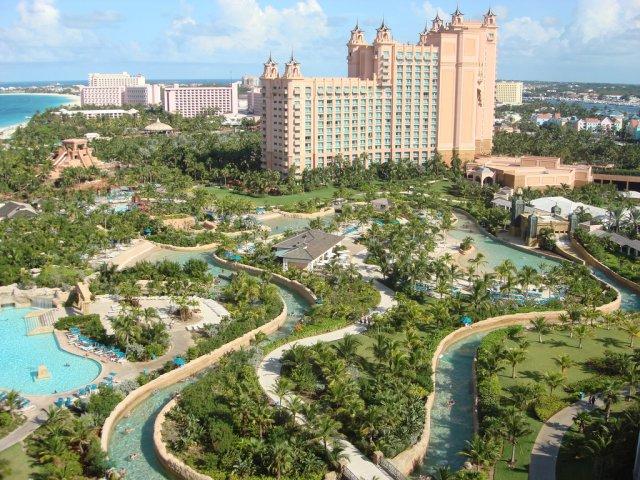 Отель Atlantis Resort, Багамы