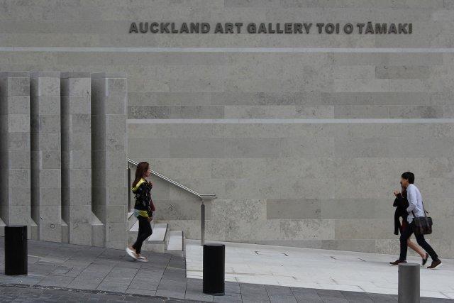 Галерея искусств Тои-о-Тамаки, Окленд