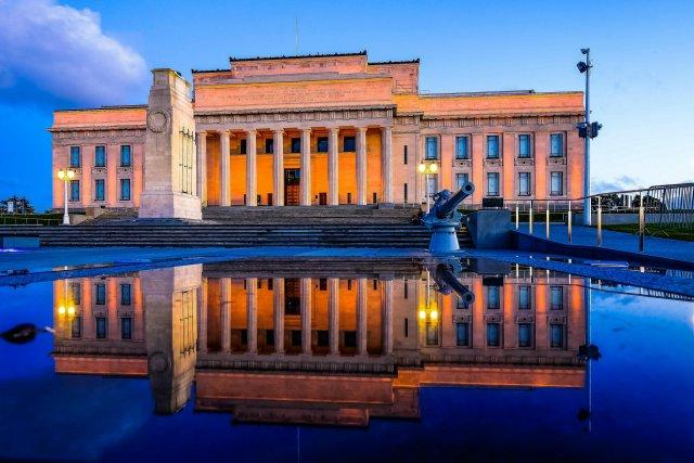 Музей Окленда