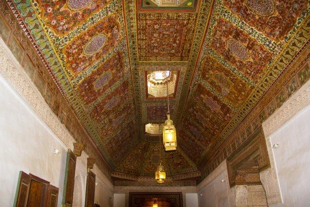 Дворец Бахия, Марракеш