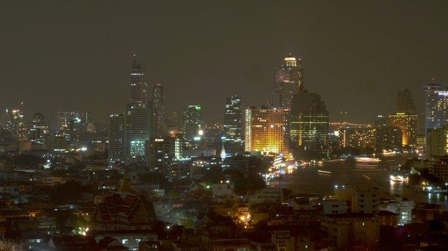 Ночной Бангкок, Таиланд