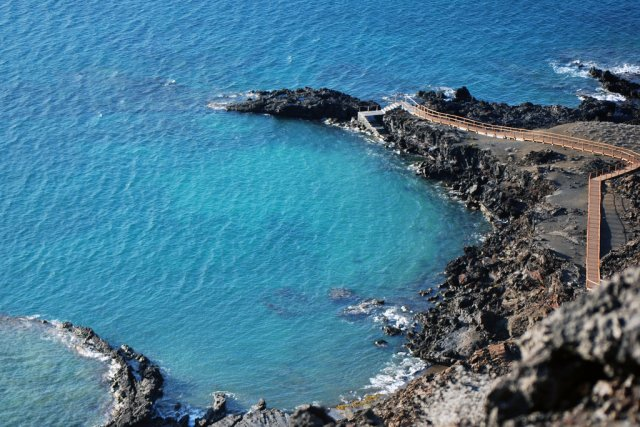 Остров Бартоломе, Галапагосы