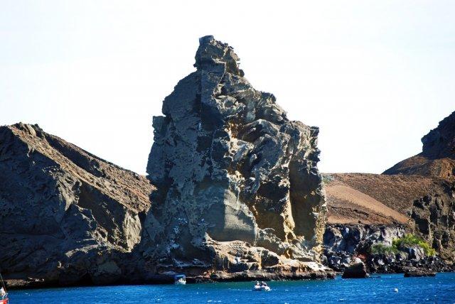 Вулканический остров Бартоломе, Галапагосы