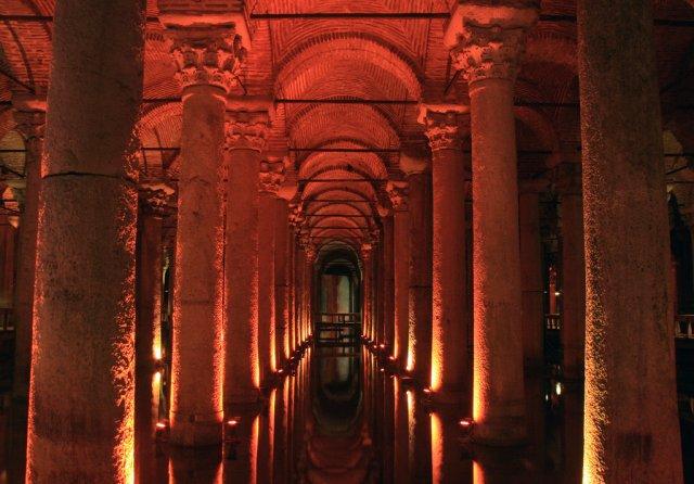 Цистерна Йеребатан, Стамбул