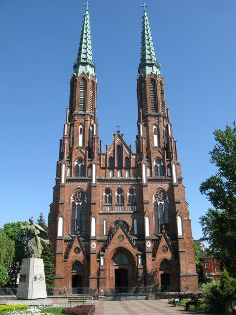 Базилика Святых Михаила и Флориана, Варшава