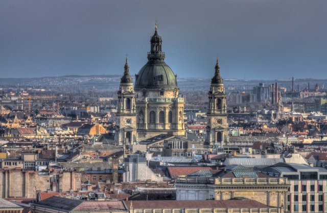 Базилика Святого Стефана, Будапешт