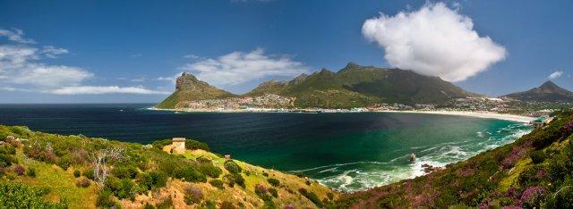 Залив Гансбаай, Кейптаун