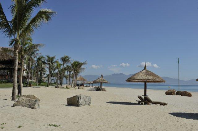 Пляж Non Nuoc, Дананг