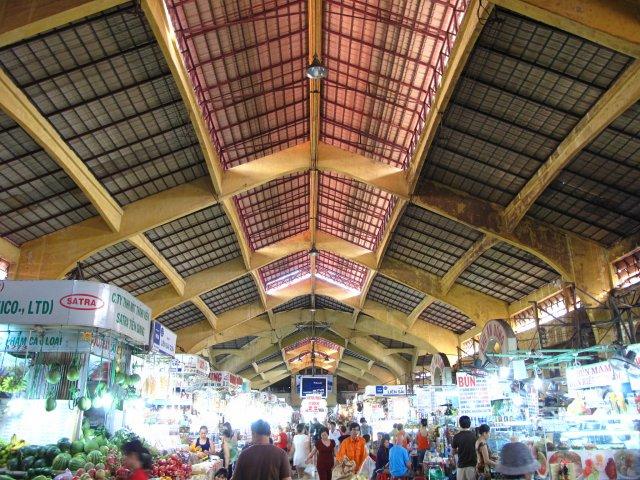 Рынок Бен Тхань, Хошимин