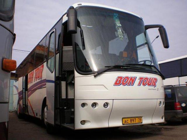 "Автобусный тур в Хельсинки от ""Бон тур"""
