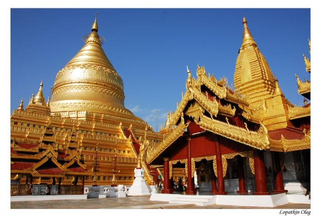 Пагода Shwezigon