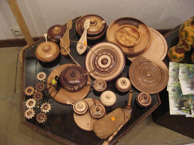 Деревянные изделия, Болгария