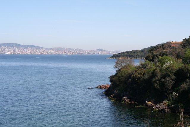 Бургазада, Принцевы острова, Турция