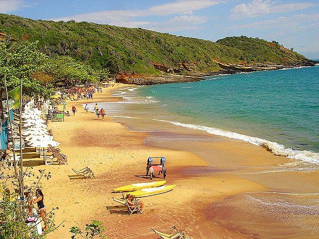 Бузиос, Бразилия