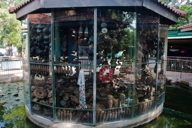Музей наземных мин, Сиемреап