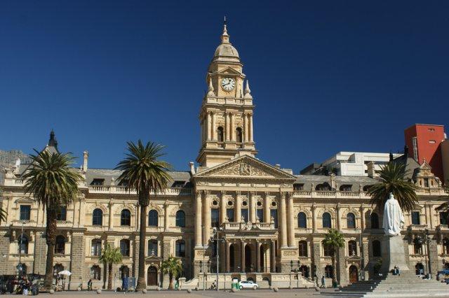 Ратуша, Кейптаун