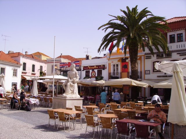 Кашкаиш, Португалия