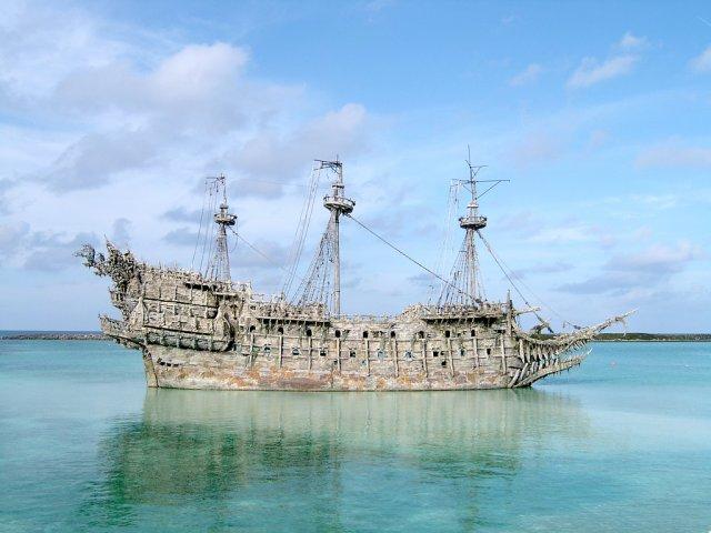Остров Каставэй Кей, Багамы