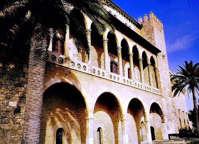 Замок Бельвер, Пальма-де-Майорка