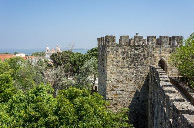 Замок Святого Георгия, Лиссабон