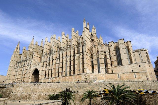 Кафедральный собор Санта-Мария, Пальма-де-Майорка