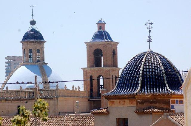Кафедральный собор Сан-Николас-де-Бари, Аликанте