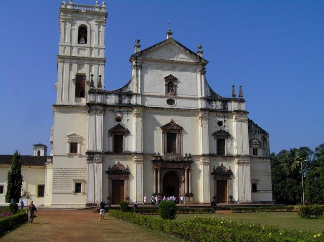 Собор Святой Екатерины, Гоа