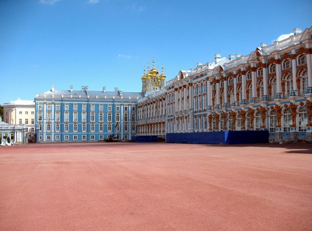 Екатерининский дворец, Пушкин, Санкт-Петербург