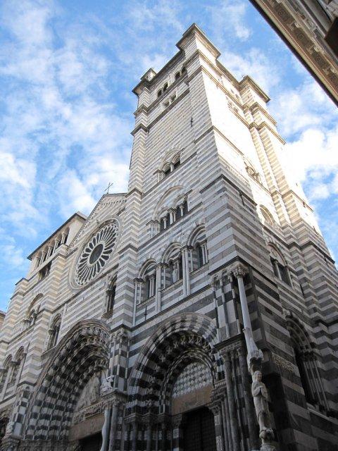Кафедральный собор Сан-Лоренцо, Генуя