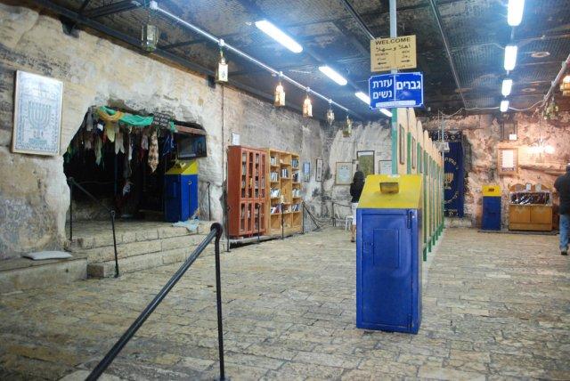 Пещера Ильи-пророка, Хайфа