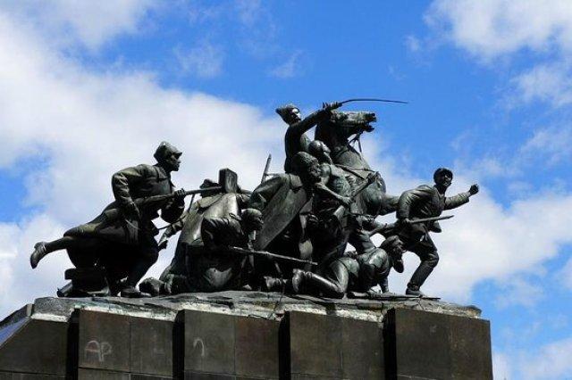 Памятник В.И. Чапаеву, Самара