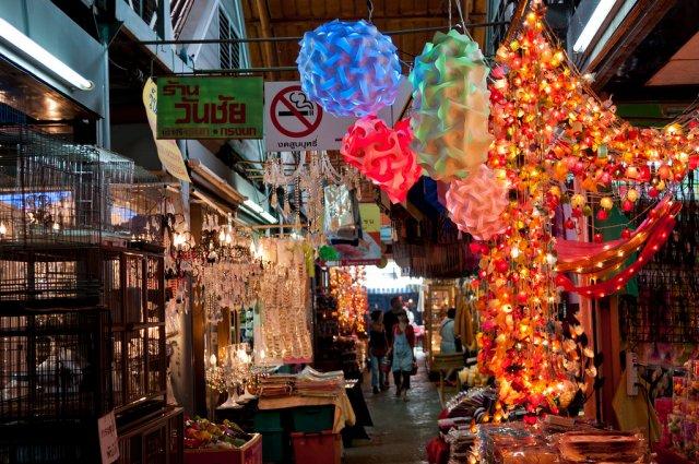Рынок Чатучак, Бангкок
