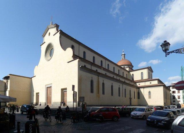 Церковь Санто-Спирито, Флоренция