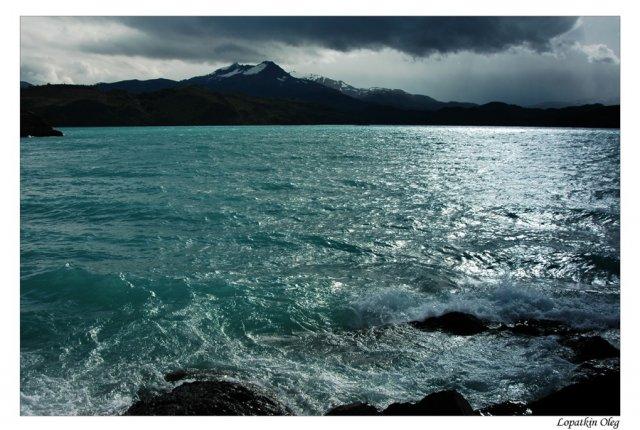 Озеро Pehoe