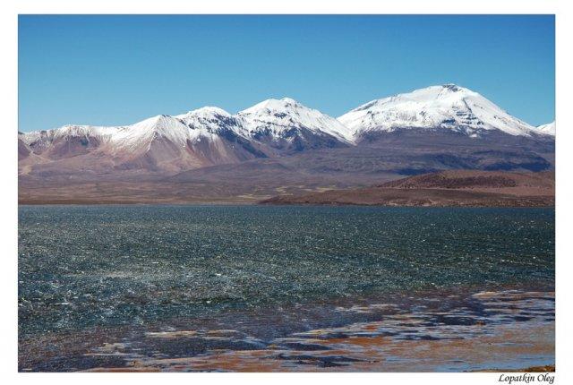 Озеро Чунгара