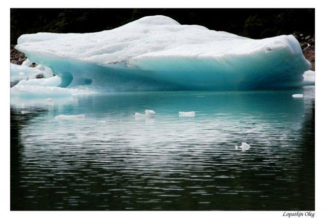 Небольшой айсберг