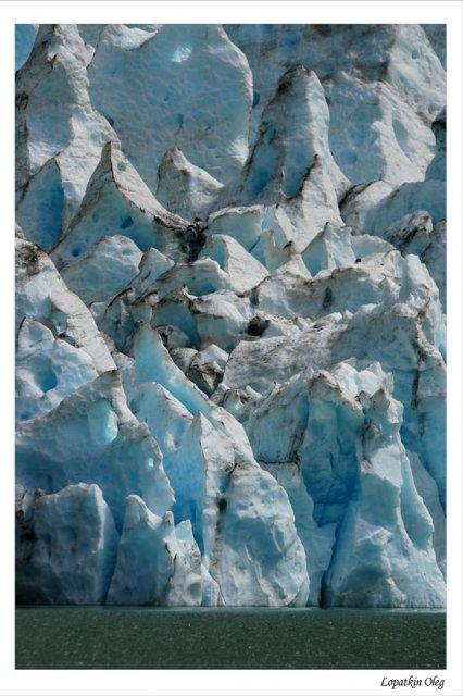 Ледник Serrano