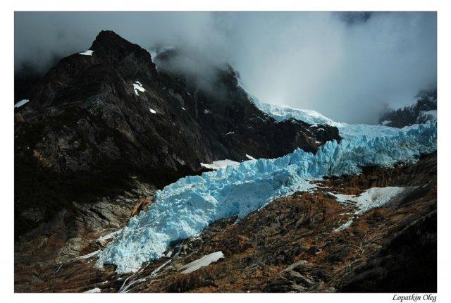Ледник Monte Balmaceda