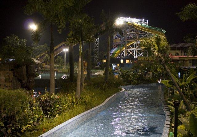 Аквапарк Чимлонг «Водный мир», Гуанчдоу