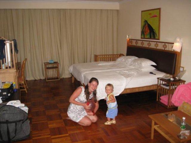 Номер в отеле Horizon resort, Хайнань, Китай