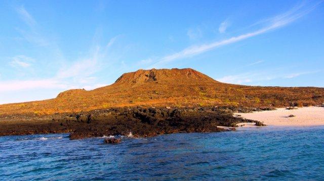Остров Chinese Hat, Галапагосы
